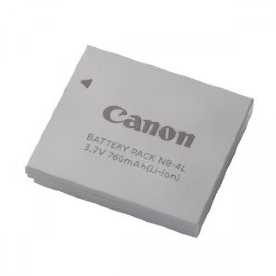 BATERIA CANON NB-4L SD1400,SD9401,SD9601