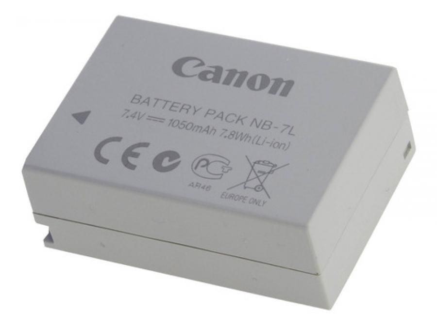 BATERIA CANON NB-7L G10 G11 G12 SX30