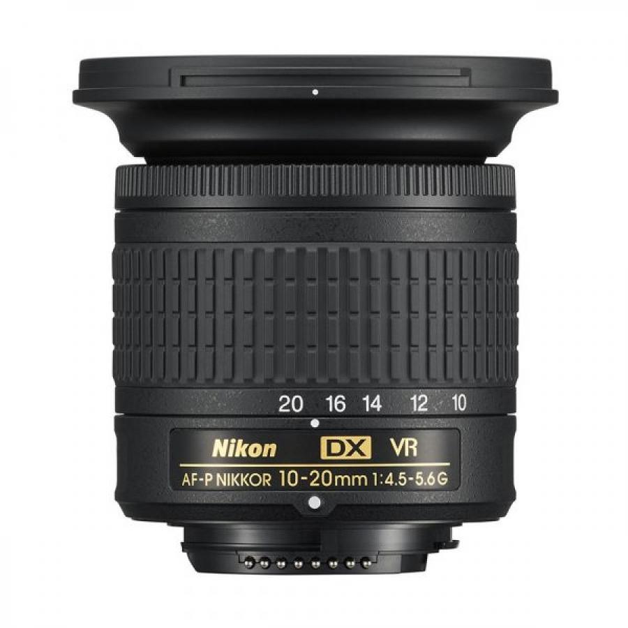 LENTE NIKON DX 10-20MM F4.5-5.6G VR AF-P