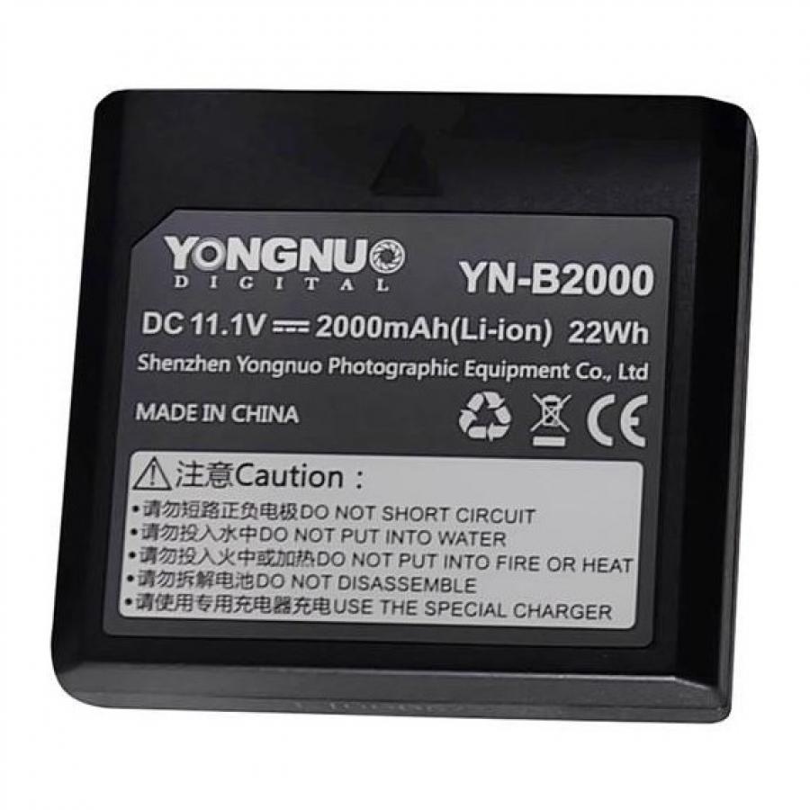 BATERIA YONGNUO YN-B2000 P/686EX