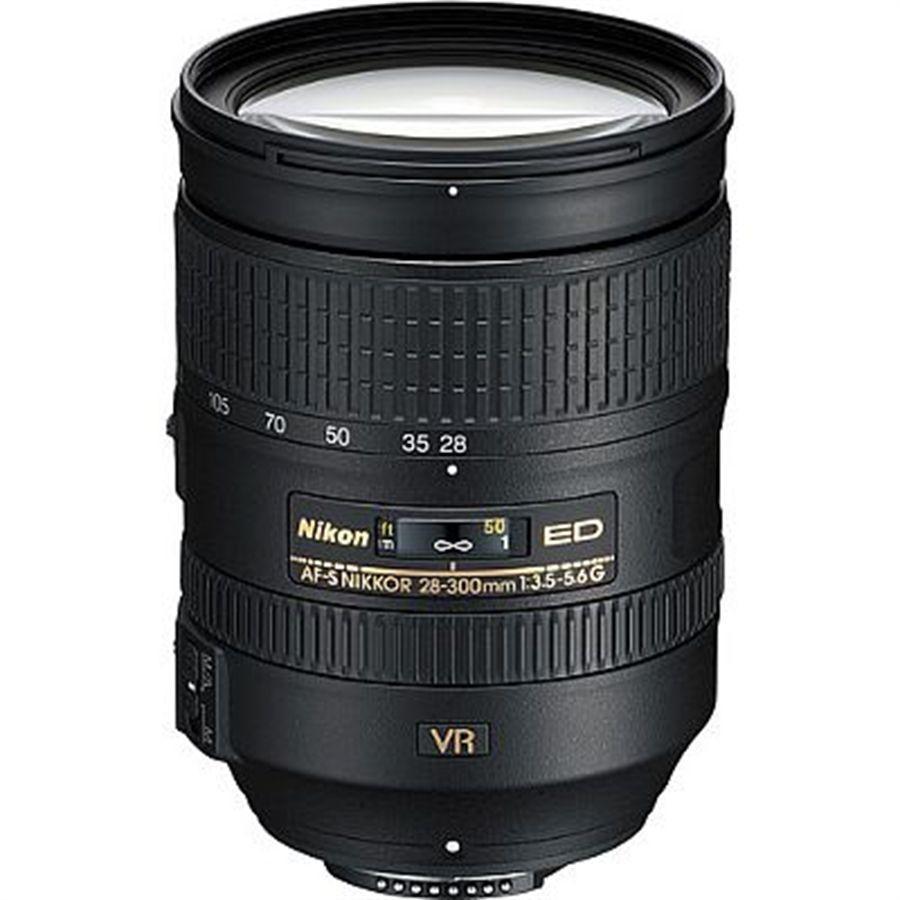 LENTE NIKON FX 28-300MM F3.5-5.6G ED VR AF-S