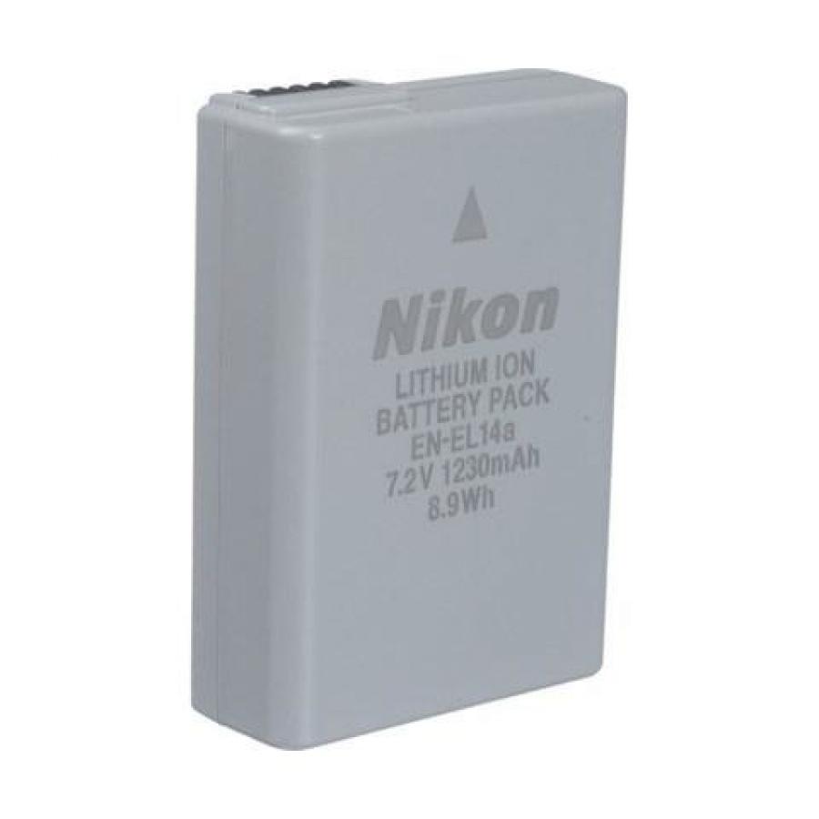 BATERIA NIKON EN-EL14 D3400 D3500 D5300 D5600