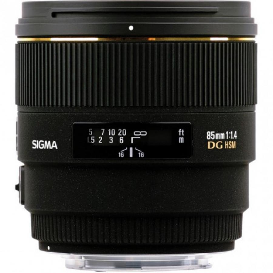 LENTE SIGMA CANON DG 85MM F1.4 EX