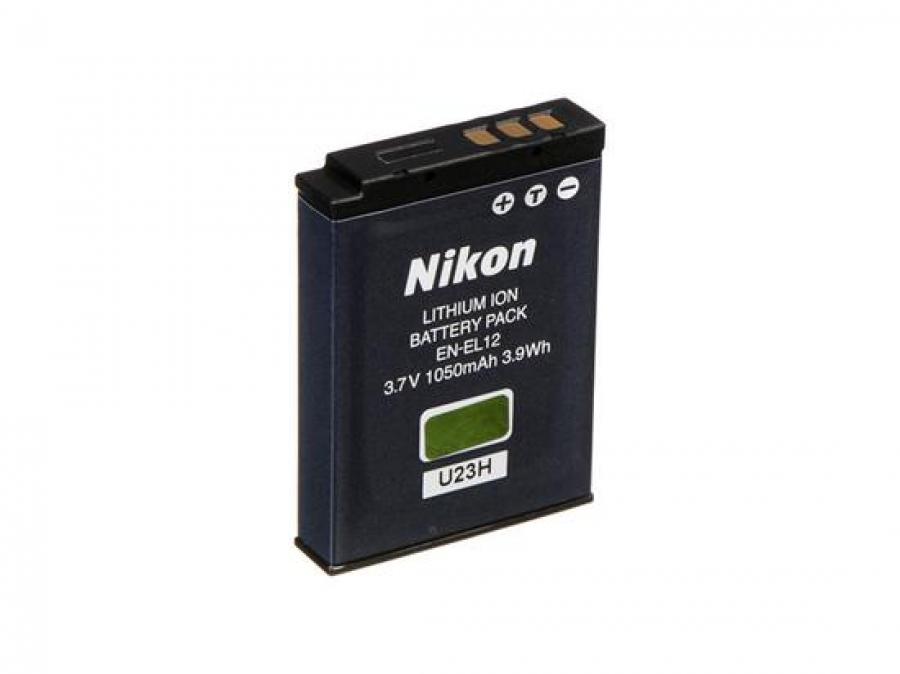BATERIA NIKON EN-EL12 S610 S710 S1000