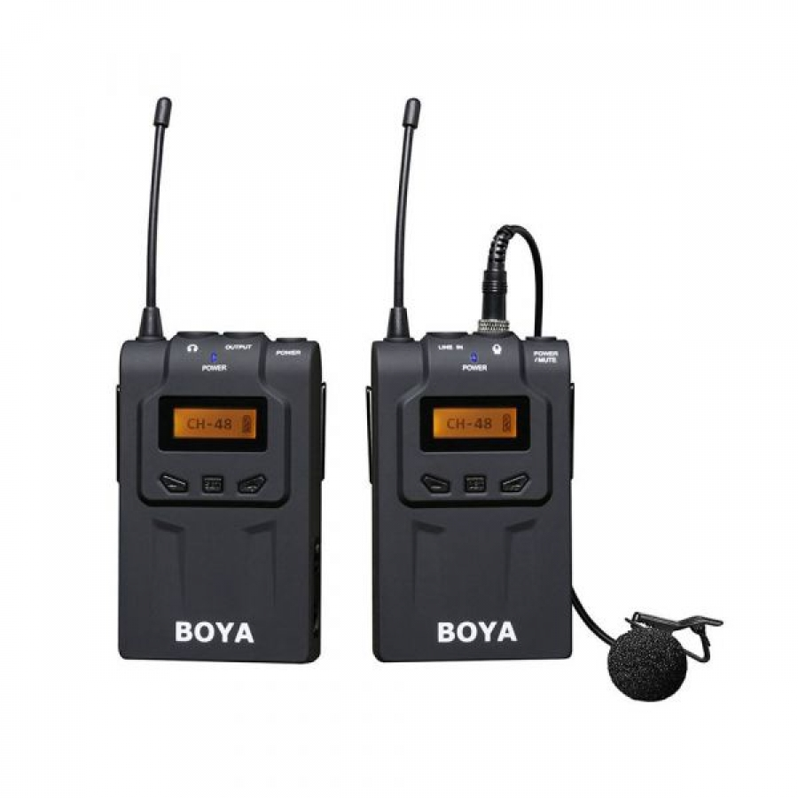 MICROFONE BOYA BY-WM6