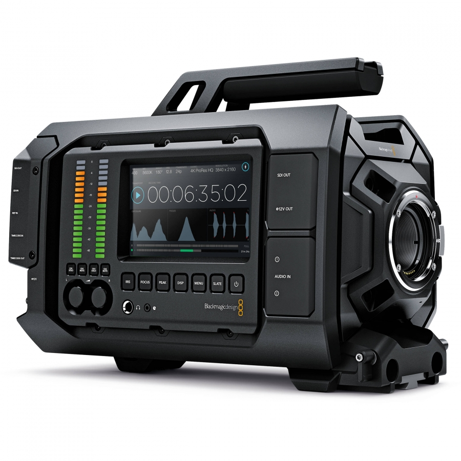 BLACKMAGIC CINEMA CAMERA URSA 4K EF