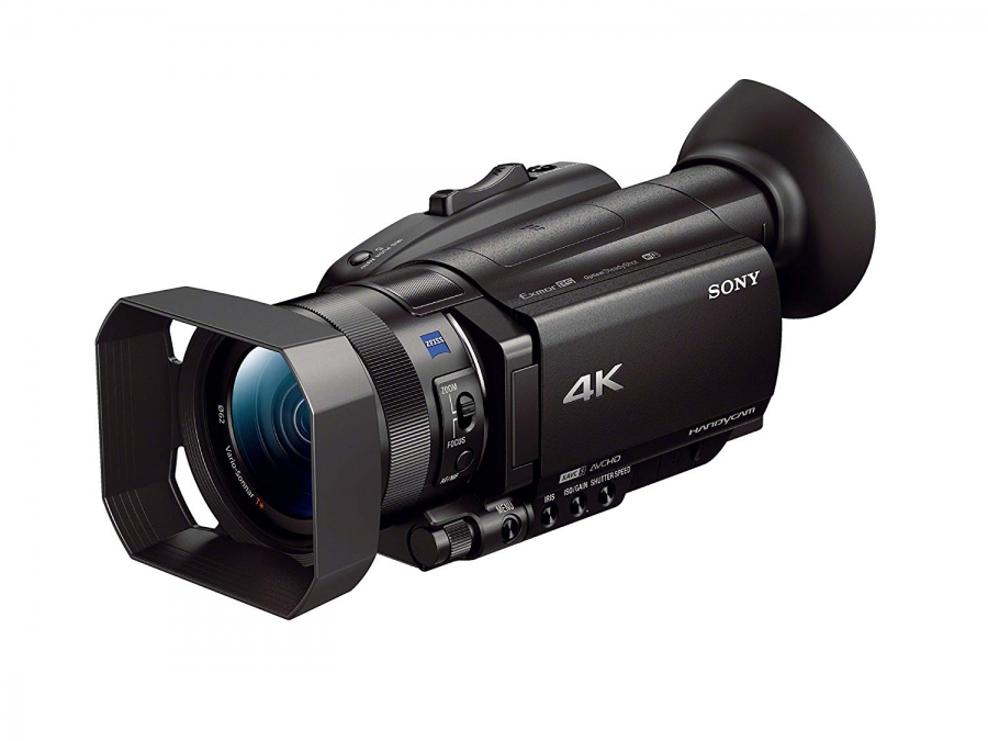 FILMADORA SONY FDR-AX700 4K