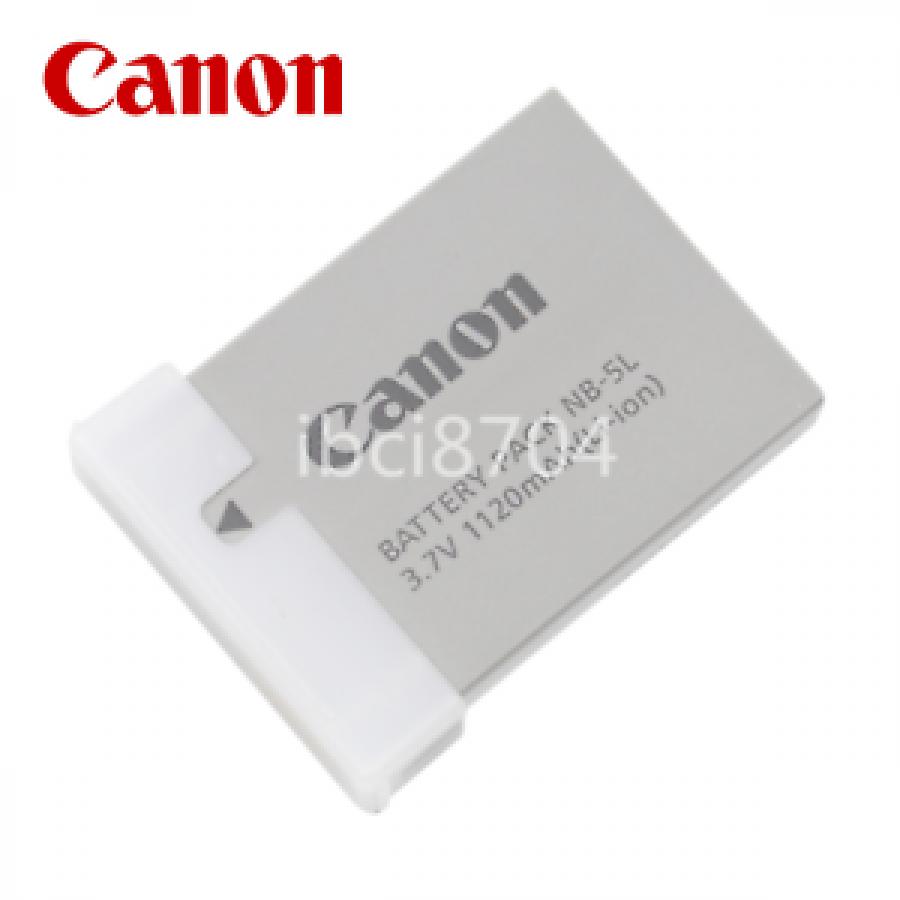 BATERIA CANON NB-5L S100,SX200,SX230