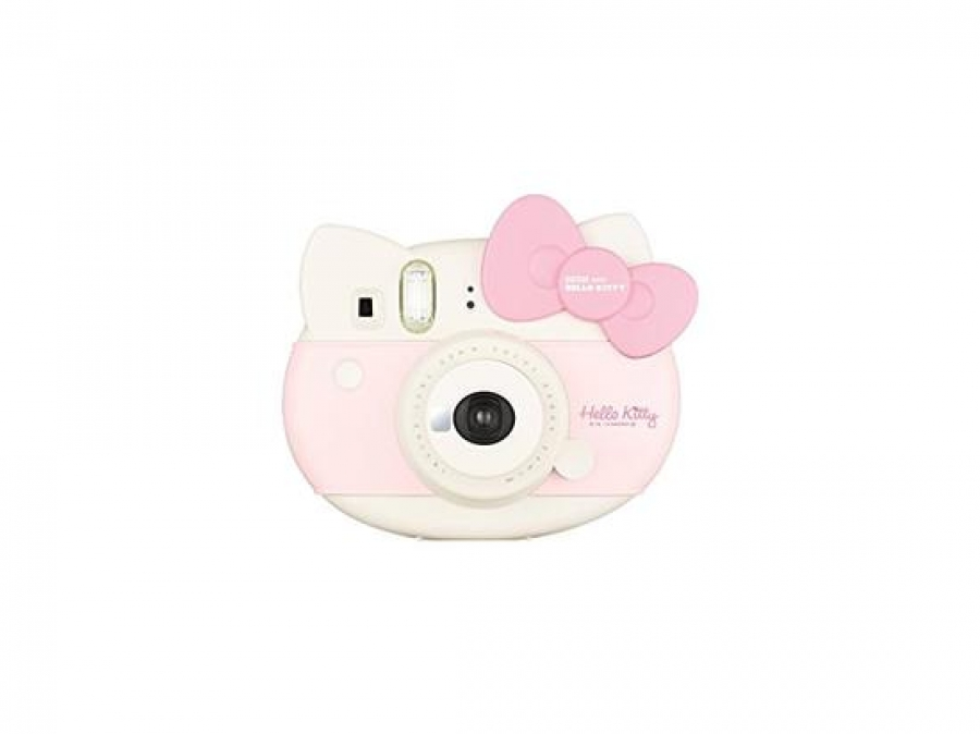CAPA INSTAX HELLO KITTY ROSE