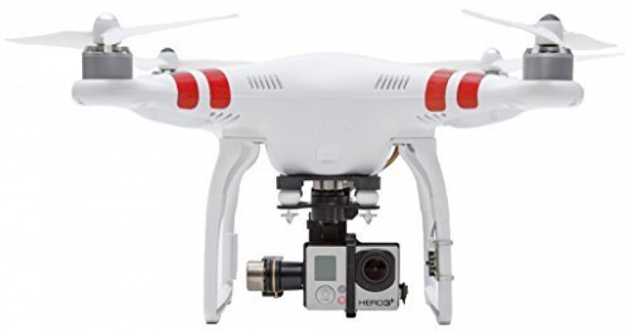 DRONE DJI PHANTOM 2 ZENMUSE H3-3D