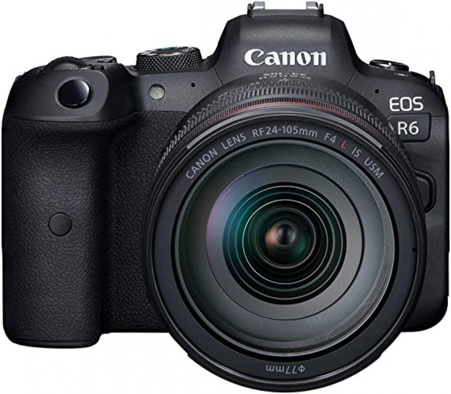 CAMERA CANON EOS R6 KIT 24-105MM F/4L IS USM