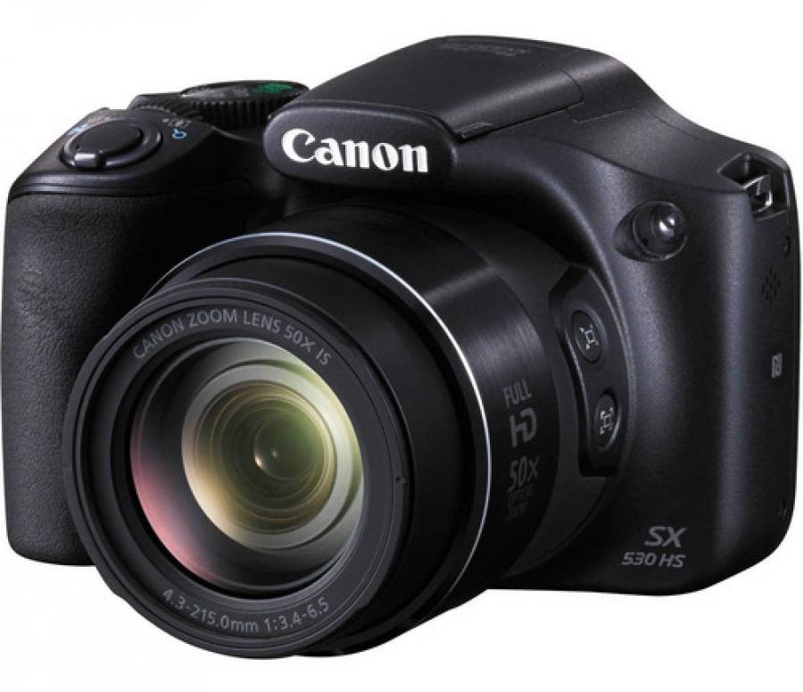 CAMERA CANON POWERSHOT SX530 HS RECOM
