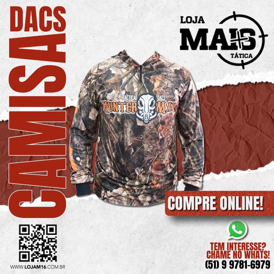 Camisa Dacs - Hunter Man