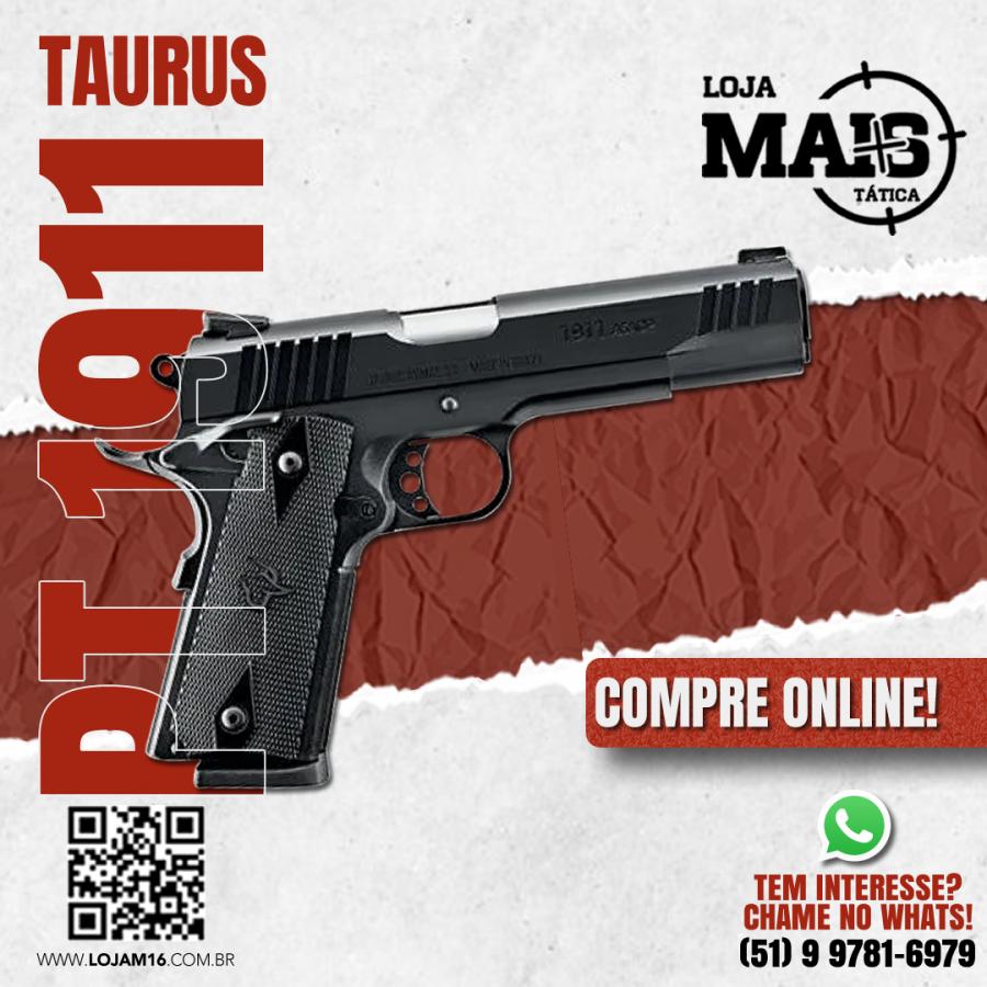 Pistola Taurus PT1911/8