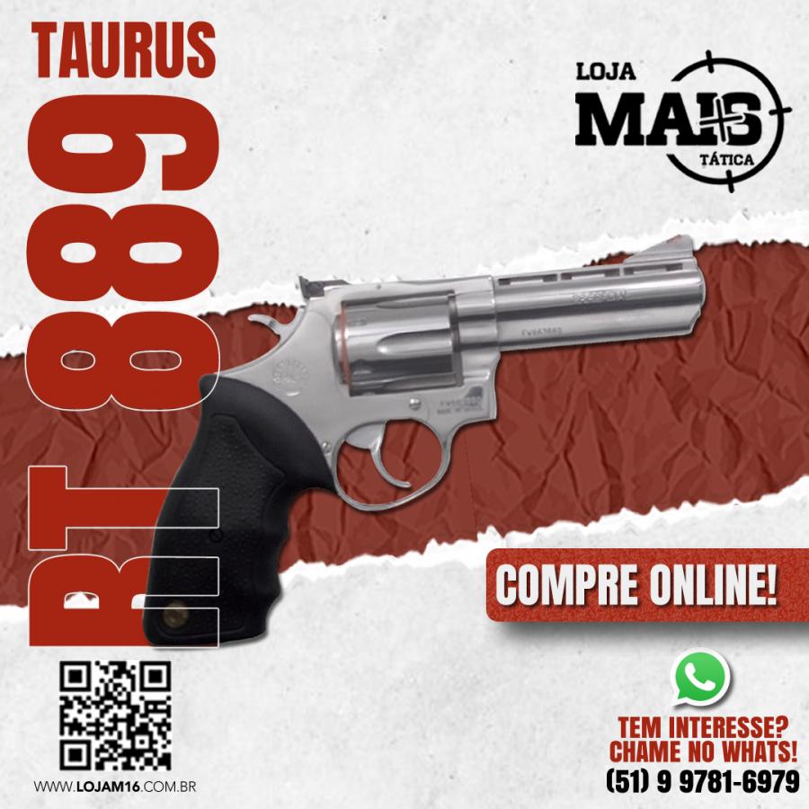 Revólver Taurus RT889