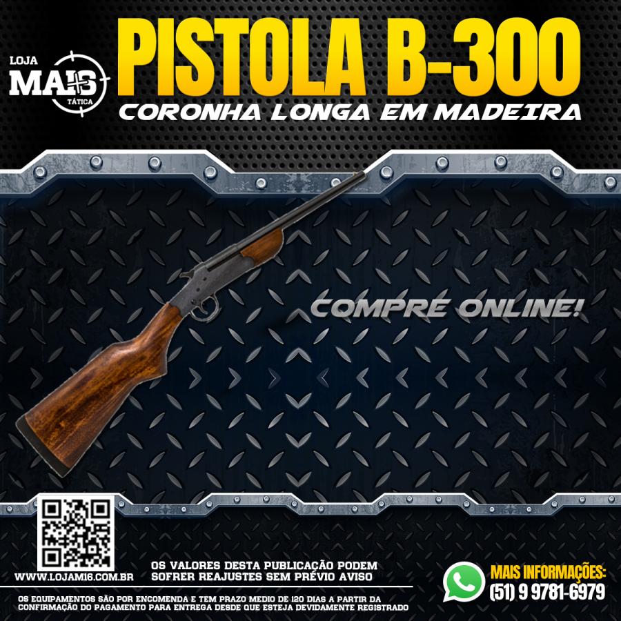 Pistola B-300