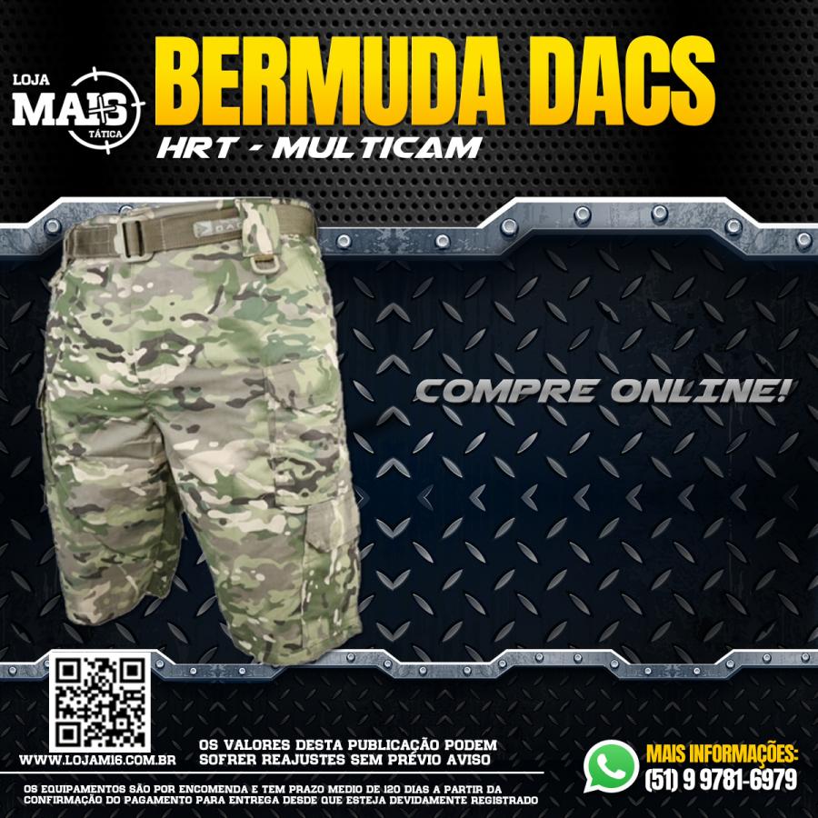 Bermuda Tatica Hrt - Multicam