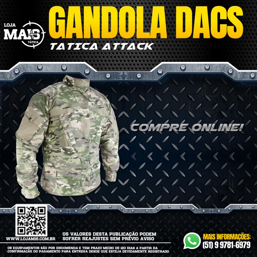 Gandola Tatica Attack - Multicam