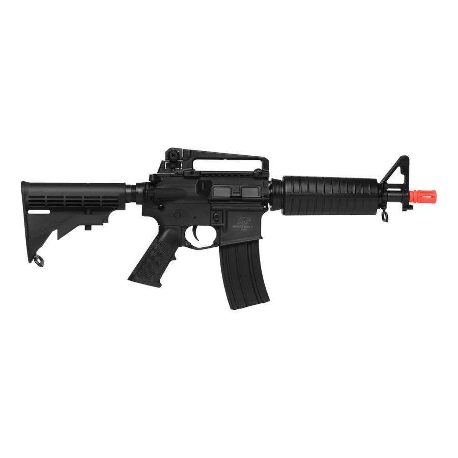 Rifle De Airsoft Eletrico M4 QGK Echo S-1 + Bateria e Carregador