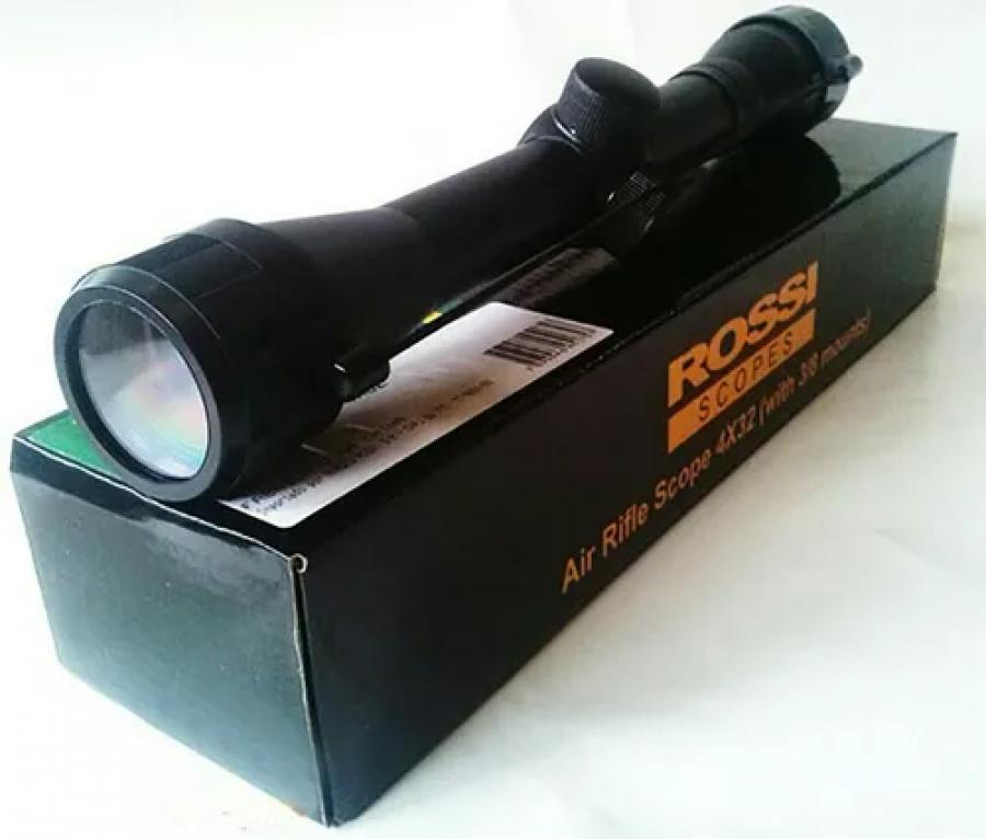 Luneta Mira Sniper Rifle Espingarda Carabina Rossi 4x32