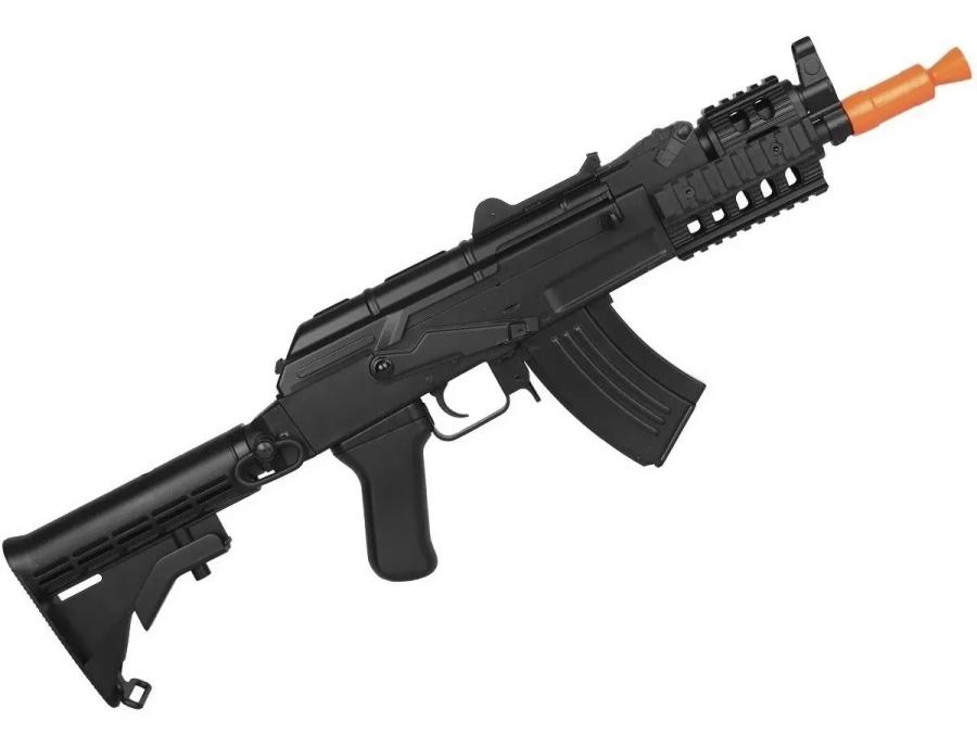 Rifle Airsoft AK Spetnaz Tatical CM521C - AEG