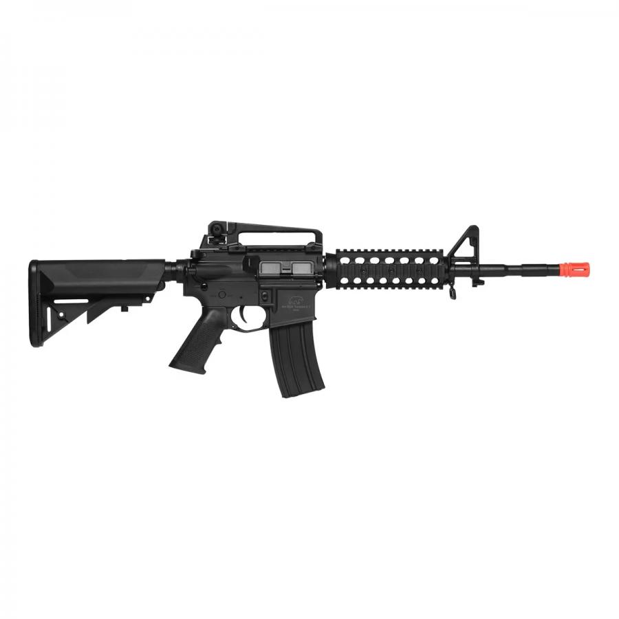 Rifle De Airsoft Eletrico M4 QGK Charlie S-1