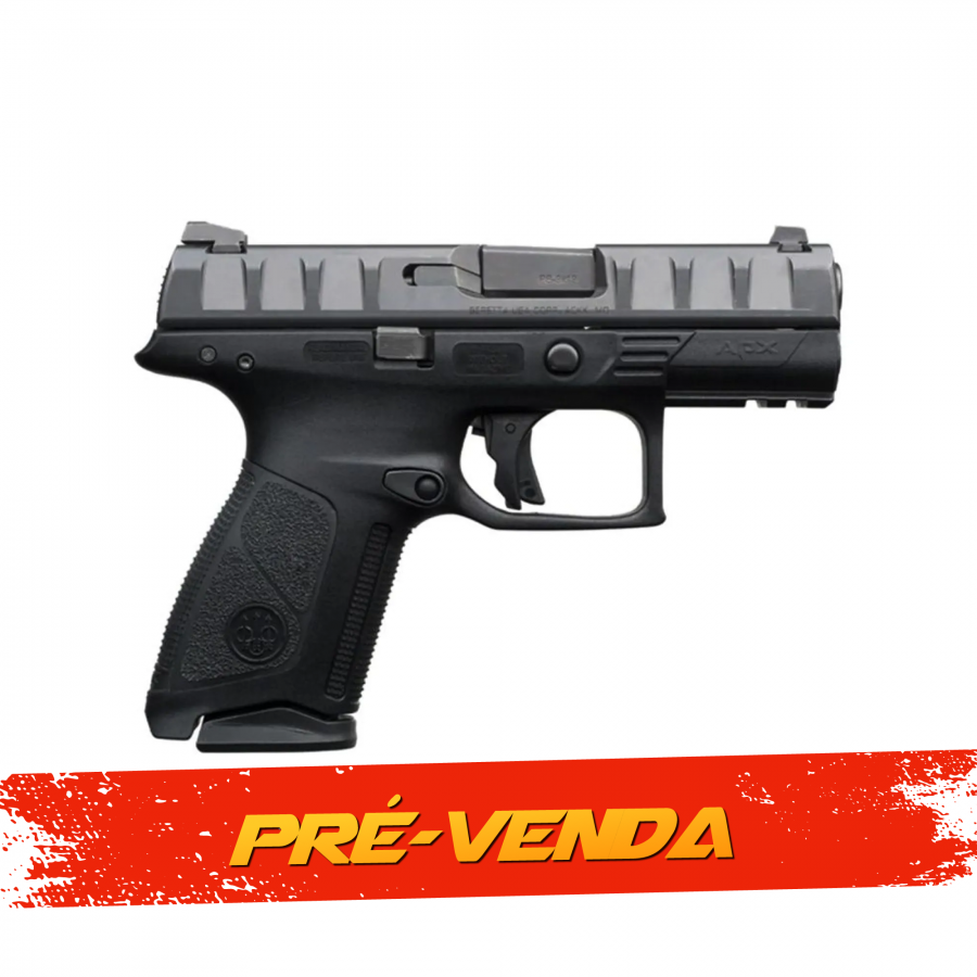 Pistola Beretta APX Centurion Cal 9mm 15+1 Tiros