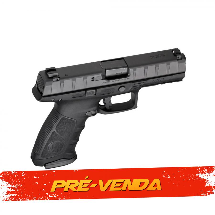 Pistola Beretta APX Full Size Cal 9mm 17+1 Tiros