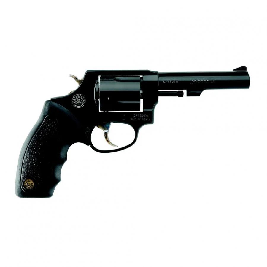 """Revolver Taurus Rt85/5 CALIBRE .38spl CANO 4"""" Oxidado fosco zarelho Mps010"""
