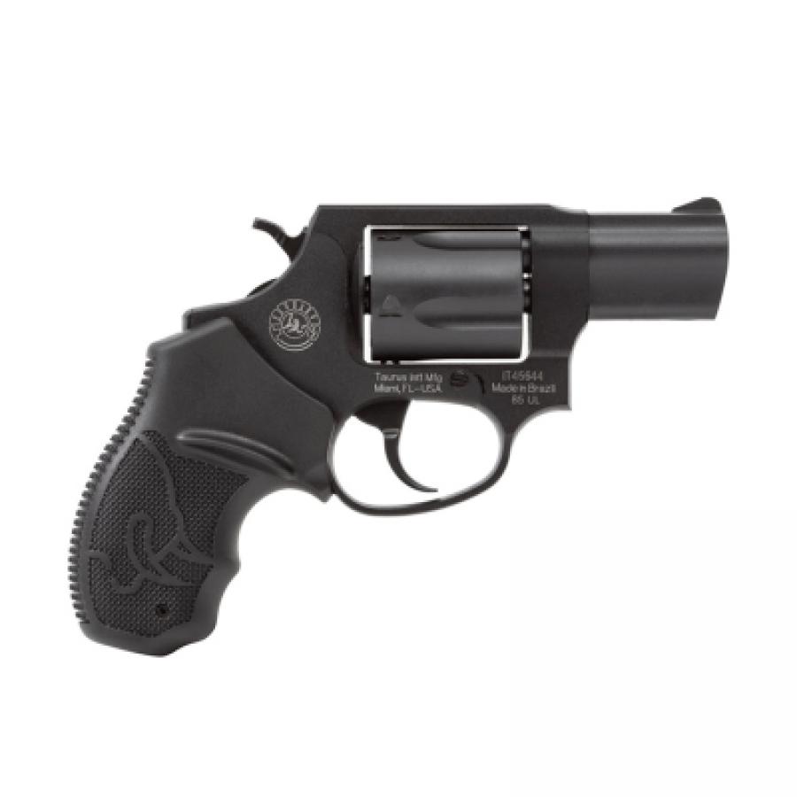 "Revolver Taurus 85 CALIBRE .38spl CANO 051mm (2"") anodizado preto Alof Mpch185"