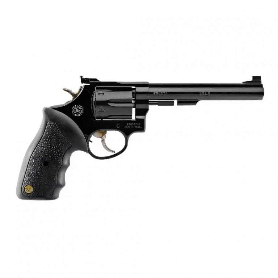 "Revolver Taurus Rt96/6 TIROS CALIBRE .22 Lr CANO 6"" Oxidado"