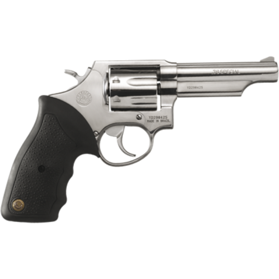 "Revolver Taurus Rt82s/6 TIROS CALIBRE .38 Spl CANO 4"" Inox"
