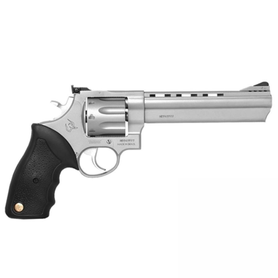 "Revolver Taurus Rt838/8 TIROS CALIBRE .38 Spl CANO 6,5"" Inox Fosco"