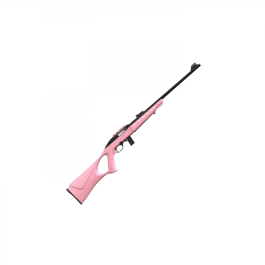 "Rifle Cbc 7022 Way CALIBRE .22LR CANO 21"" Ox Pp Rosa"