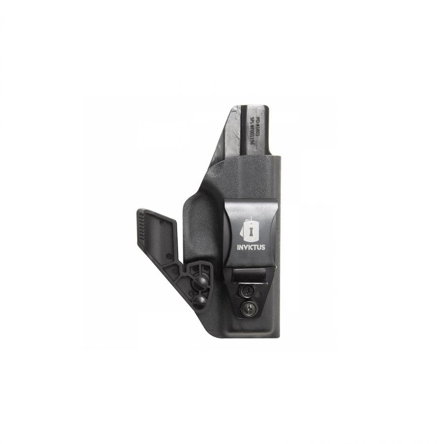 Coldre Kydex Destro Invictus Glock Compact Preto