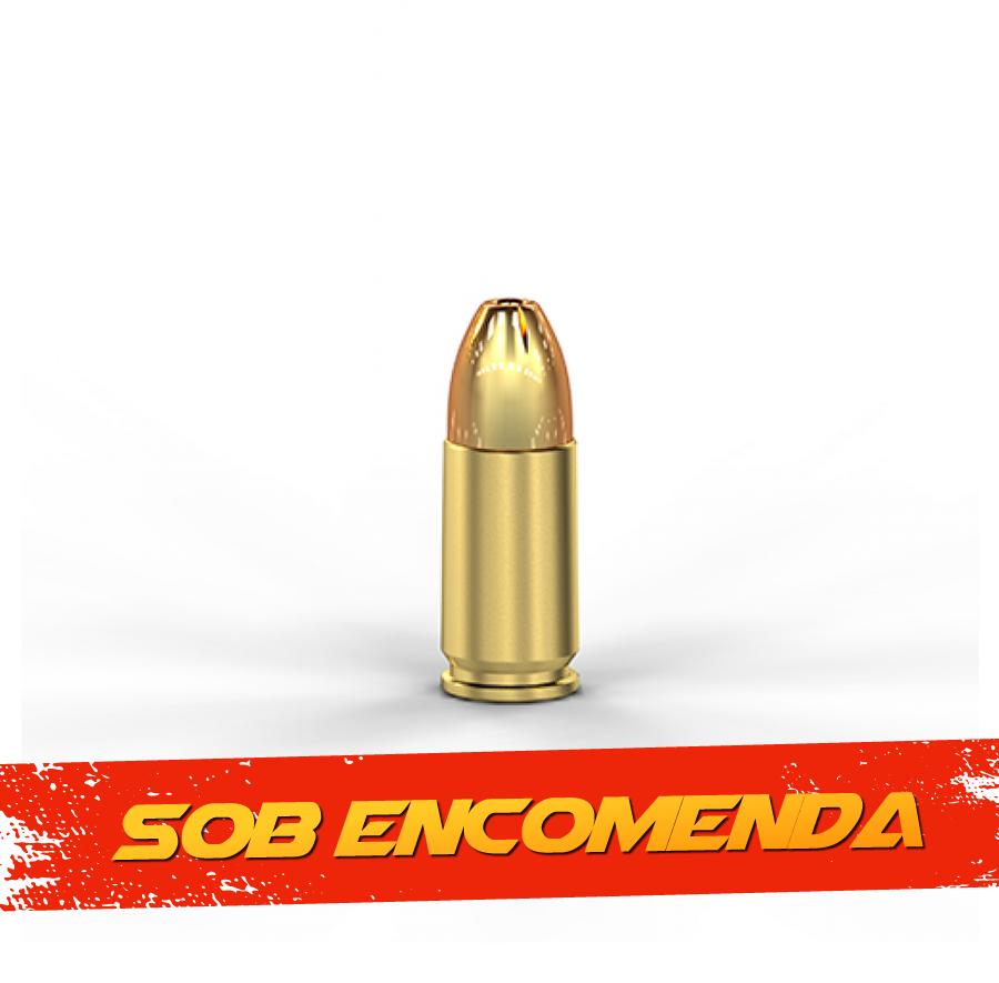 Munição Cbc 9mm Luger Expo 115gr Blister com 10