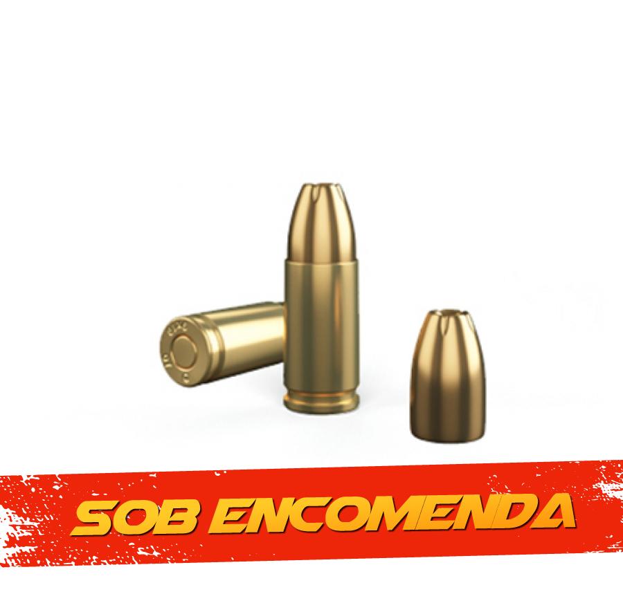 Munição Cbc 9mm Lgr Expo +p 124gr Bond Blister com 10
