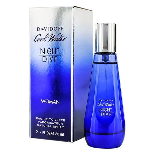 Perfume DAVIDOFF Cool Water Night Dive Eau de Toilette Feminino 80 ml