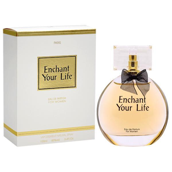 Perfume Page Enchant Your Life Eau de Parfum Feminino 100 ml