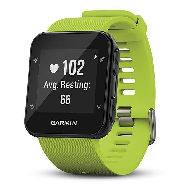 Relógio Garmin Forerunner 35 com GPS/Frequência Cardíaca - Verde