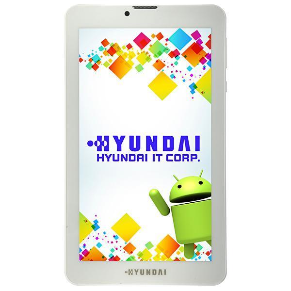 "Tablet Hyundai Maestro Tab HDT- 7427GH+ 8GB Tela de 7.0"" 5MP/2MP OS 7.0 - Branco"