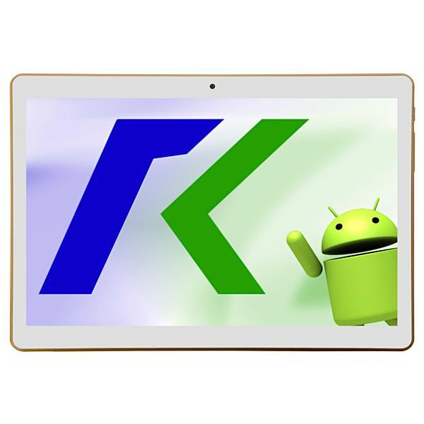 "Tablet Keen A96 Dual SIM 16GB Tela de 9.6"" 5MP/2MP OS 6.0 - Branco"