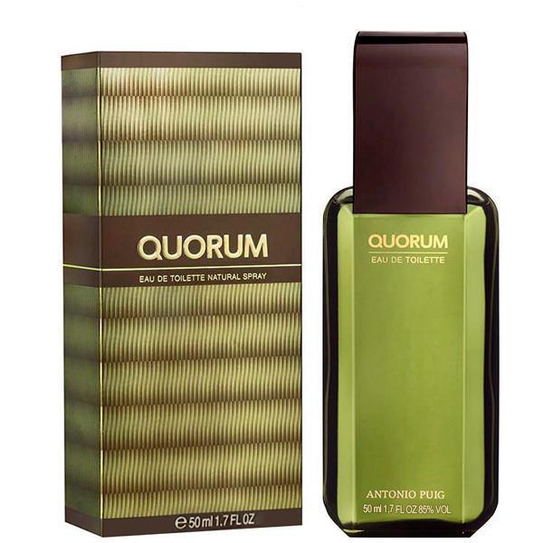 Perfume Quorum Eau de Toilette Masculino 50 ml