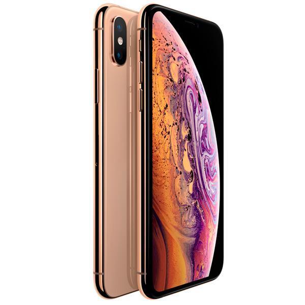 """Apple iPhone Xs Max A2101 64GB Super Retina OLED de 6.5"""" 12MP/7MP iOS - Dourado"""