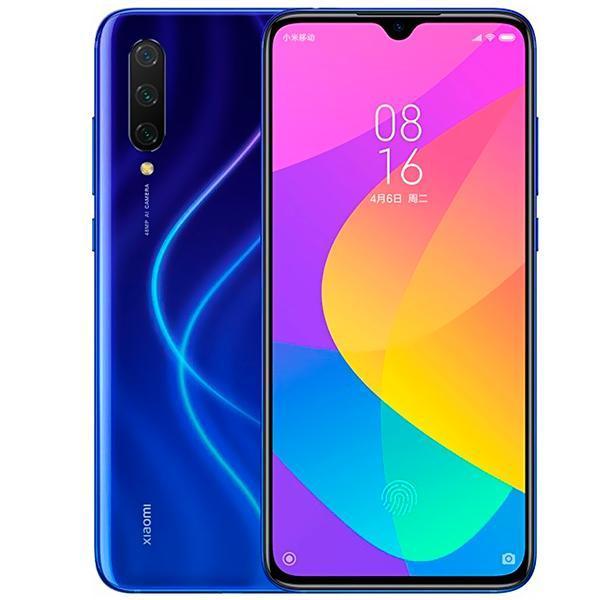 "Smartphone Xiaomi Mi A3 Dual SIM 64GB de 6.088"" 48+8+2MP/32MP OS 9.0 - Not just Blue"