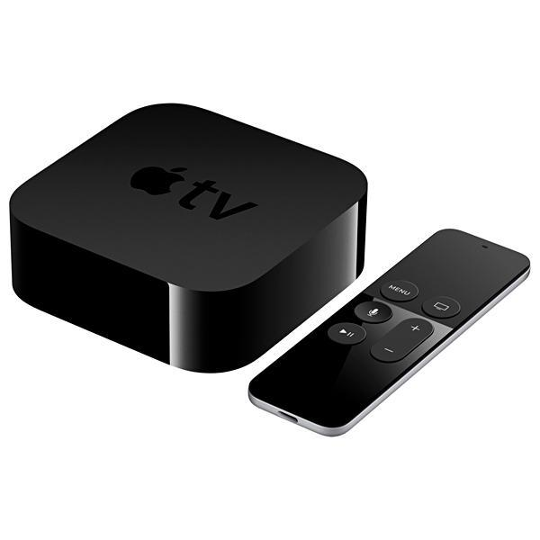 Apple TV MP7P2LZ/A A1842 4K com 64GB/HDMI/Wi-Fi - Preto