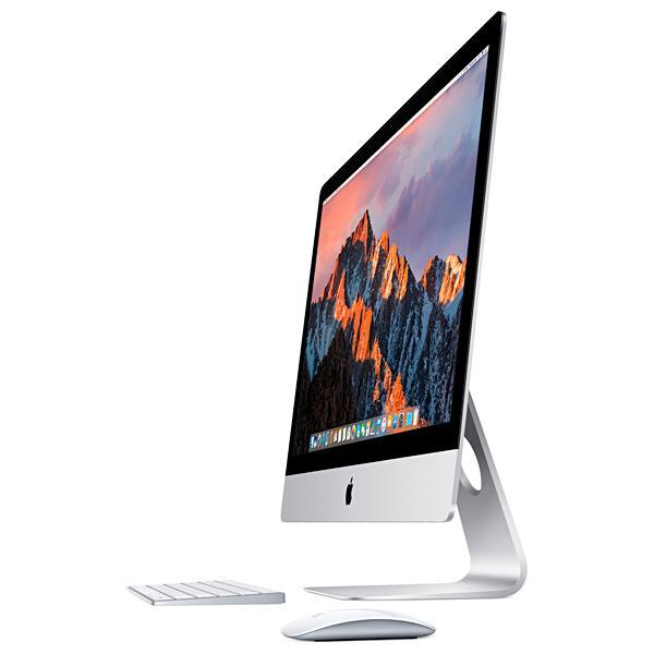 "iMac Apple A1419 MNED2LL/A Tela 5K de 27"" Intel Core i5 de 3.8GHz/8GB RAM/2TB HD - Prata"