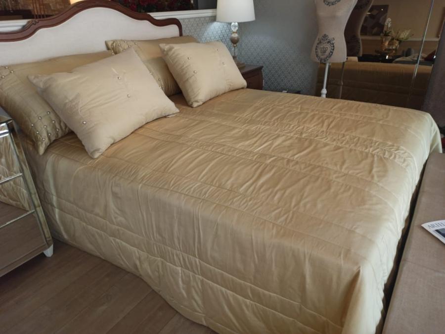 Conjunto cama casal