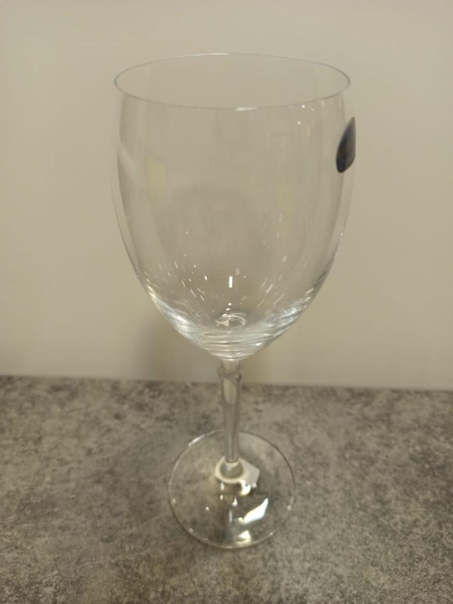 Taças para vinho 450ml transparente 6 taças