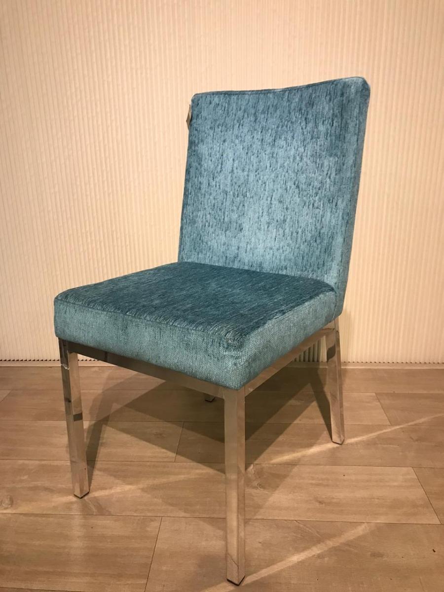 Cadeira Azul Tiffany